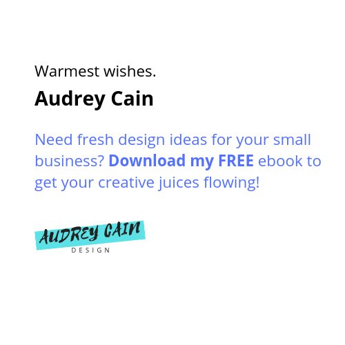 Small Business Marketing Ideas - Email Signature Lead Magnet